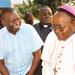 Christians pray for Mukajanga