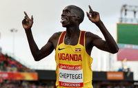 Cheptegei nominated for World Athlete of the Year award