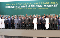 Africa free-trade vision clouded by virus and pace of talks