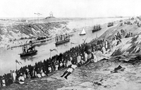Suez Canal: a stormy 150-year history