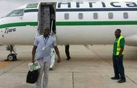 Katatumba's aircraft back to life