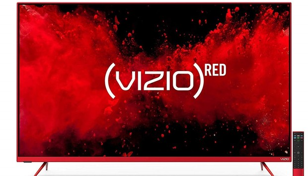 Vizio unveils a second Product RED 4K TV to help promote AIDS awareness