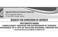 The Uganda National Roads Authority (UNRA)