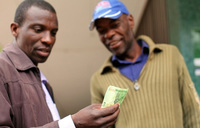 New token notes no relief for cash-short Zimbabweans