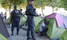 French police clear 450 migrants from camp in Nantes