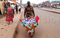 With no ambulance, wheelbarrow saves elderly's life