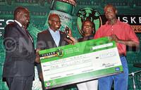 Kenyan Pro David Wakhu wins Pro-Am withTeam AAR-3