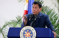 Duterte orders Christmas truce with communist 'terrorists'