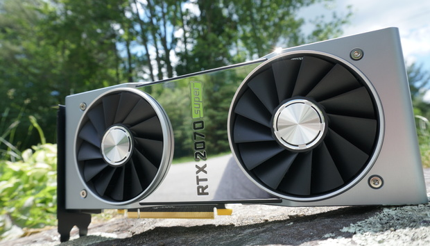 Nvidia's GeForce RTX 'Super' cards aim to one-up AMD with more power for the same price