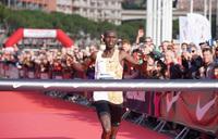 Cheptegei turns focus on world half marathon