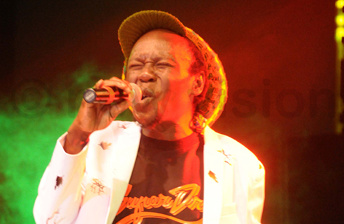 addoxx sematimba was one of the performers on the night hoto by icholas neal