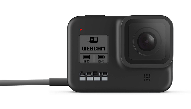 Got a GoPro Hero 8? Use it as a webcam for your Mac
