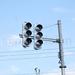 Traffic lights off, Police steps in