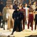 Uganda's Aamito models for Kanye West