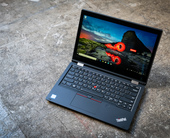 Lenovo ThinkPad L390 Yoga review: A chunky convertible business laptop that almost has it all