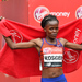 Kenya's Kosgei wins women's London Marathon