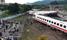 22 dead after train flips in Taiwan