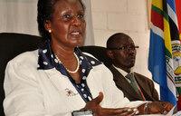 Let us transform business and increase productivity-Kyambadde