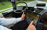 Mercedes builds a self-driving truck