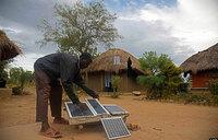 Huge solar plant beams power, hope to rural Uganda