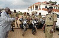 Call for special uniform for environmental police