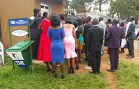 Over 500 UMI graduands graduate without gowns
