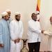 Museveni meets Bohra Islamic Community