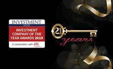 Revealed: The final nominees for this year's Investment Company of the Year Awards