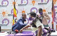 Pictures: Winnie Kiiza officially joins Muntu's party