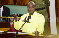 What Museveni said in state of security address