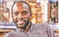 Ugandan Emmy award nominee on failing to get American accent