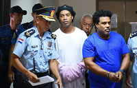 Fake passport scandal: Ronaldinho lawyers push for his release