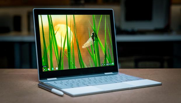 Google takes on Apple, Windows with Chromebook attack ad as Amazon slashes Pixelbook prices
