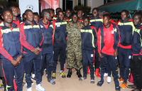 Cranes players to receive $10,000 each for qualification