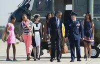 Obama flies to Tanzania on last leg of Africa tour
