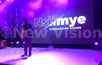 Corporates embrace Nsiimye dinner