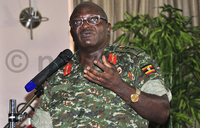 Army has role to play in elections - Gen Wamala