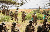 AMISOM moves to capture Al-Shabaab training camp