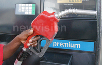 Kampala fuel prices