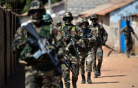 West African troops extend Gambia mission for a year
