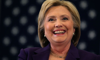 Hillary clinton 350x210