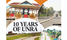 10 years of UNRA