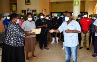 COVID-19: Entebbe hospital discharges 12 truck-drivers