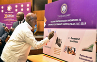 Museveni to judiciary: Prioritise within sector