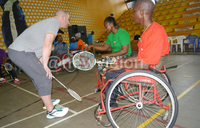 Badminton coach Gailly impressed by response