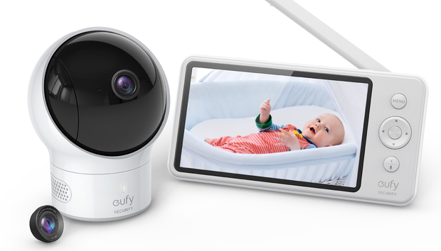 Eufy SpaceView Baby Monitor review: simple security for your small fry