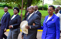 How Museveni kept guests awake during address