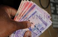 Uganda Shilling depreciates against the US Dollar