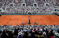 Roland Garros 'could be behind closed doors'