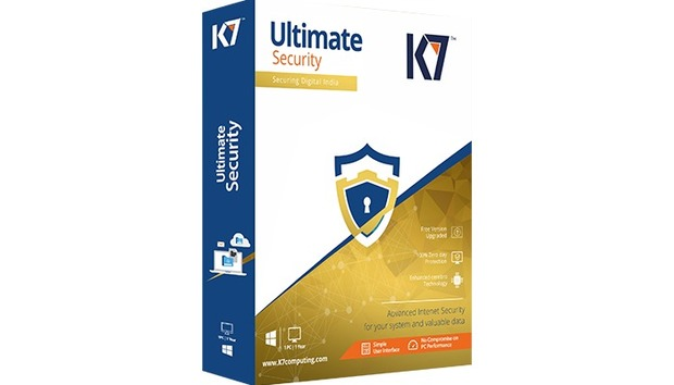 K7 Ultimate Security review: Simple yet sophisticated
